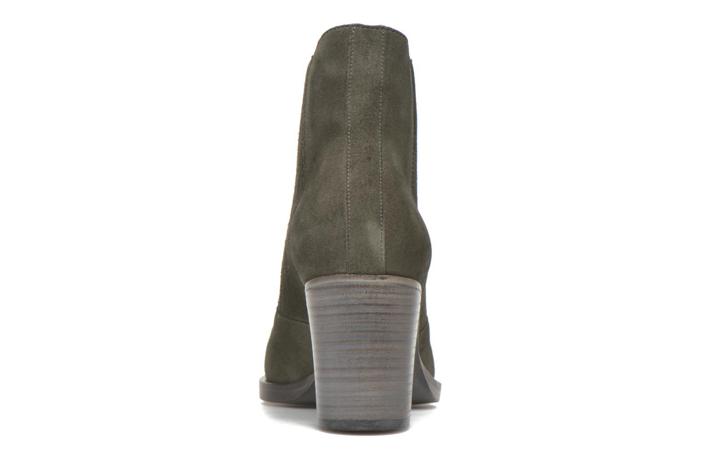 Stiefeletten & Boots Free Lance Paddy 7 boot elast grau ansicht von rechts