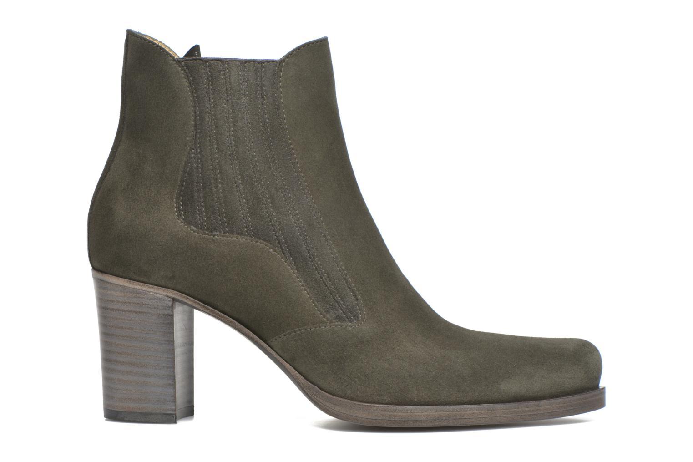 Stiefeletten & Boots Free Lance Paddy 7 boot elast grau ansicht von hinten