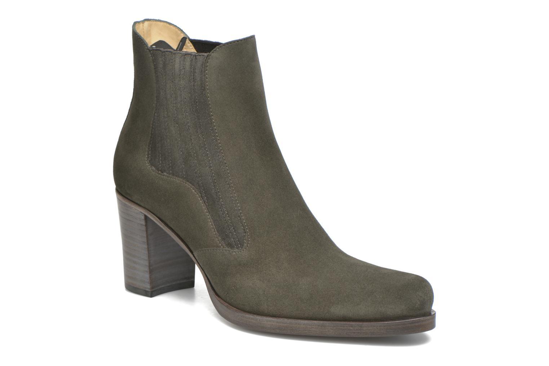 Stiefeletten & Boots Free Lance Paddy 7 boot elast grau detaillierte ansicht/modell