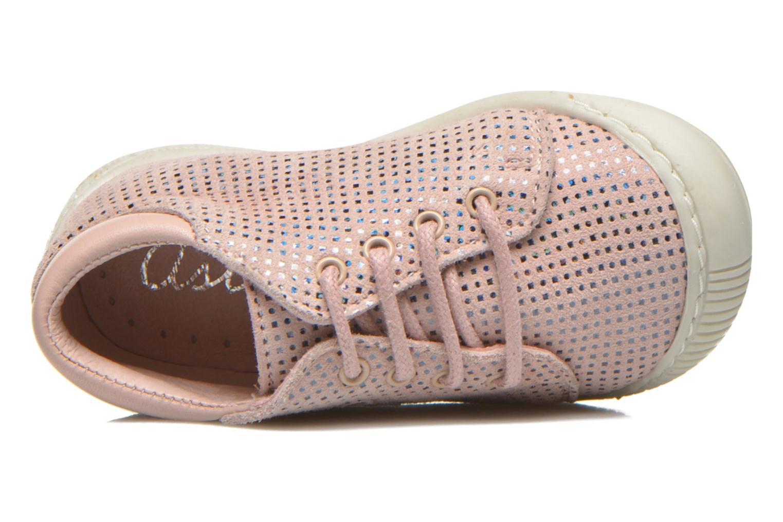 Stiefeletten & Boots Aster Bahia rosa ansicht von links