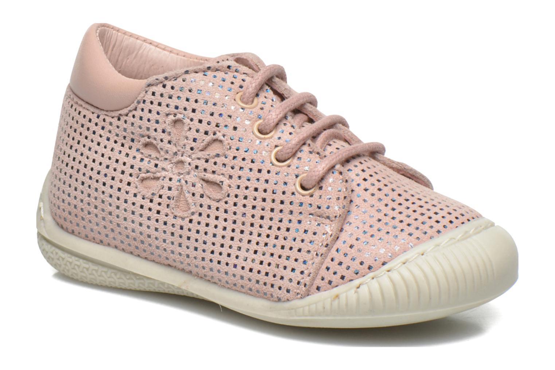 Stiefeletten & Boots Aster Bahia rosa detaillierte ansicht/modell