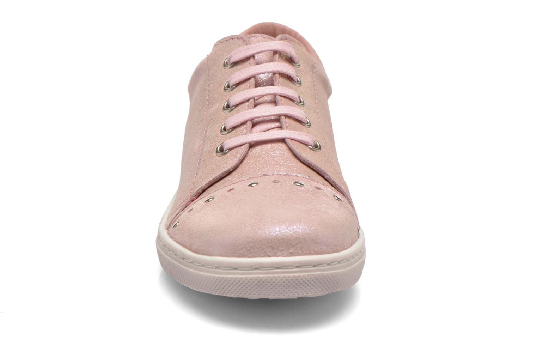 Sneaker Aster Roxana rosa schuhe getragen