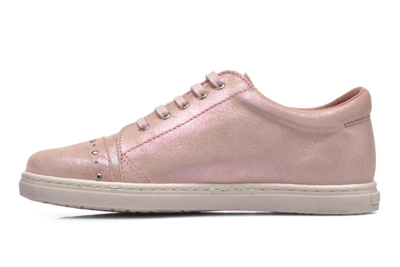 Sneaker Aster Roxana rosa ansicht von vorne