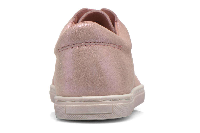 Sneaker Aster Roxana rosa ansicht von rechts