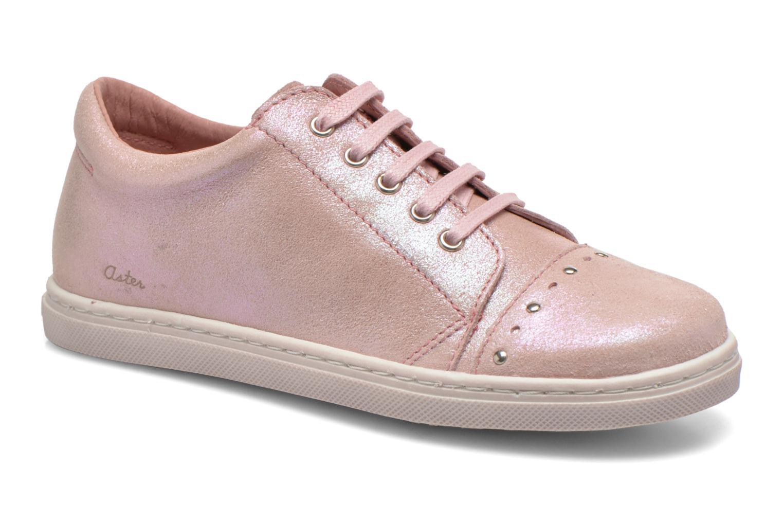 Sneaker Aster Roxana rosa detaillierte ansicht/modell