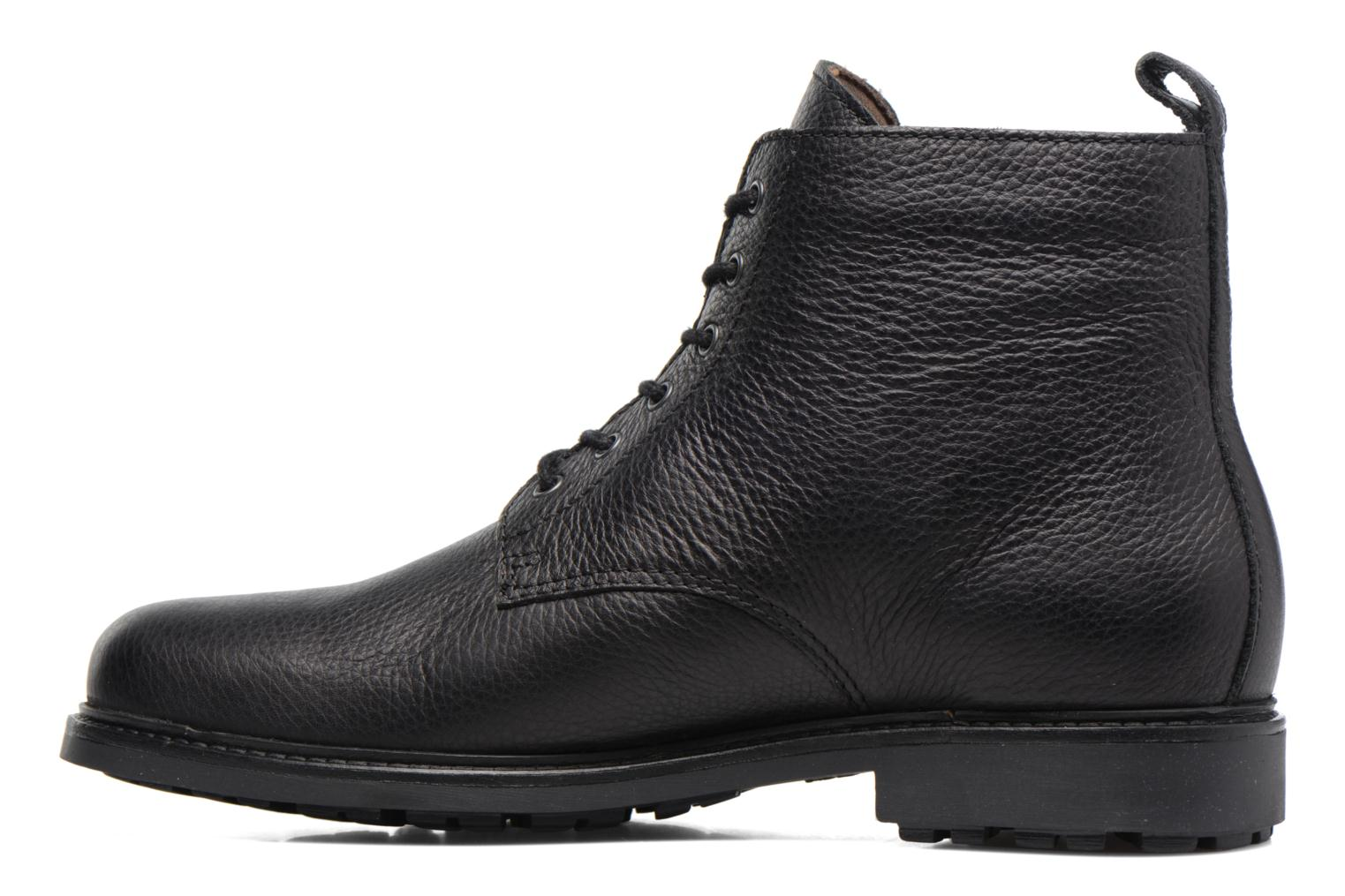 Ankle boots Aigle Greton Boot MTD Black front view