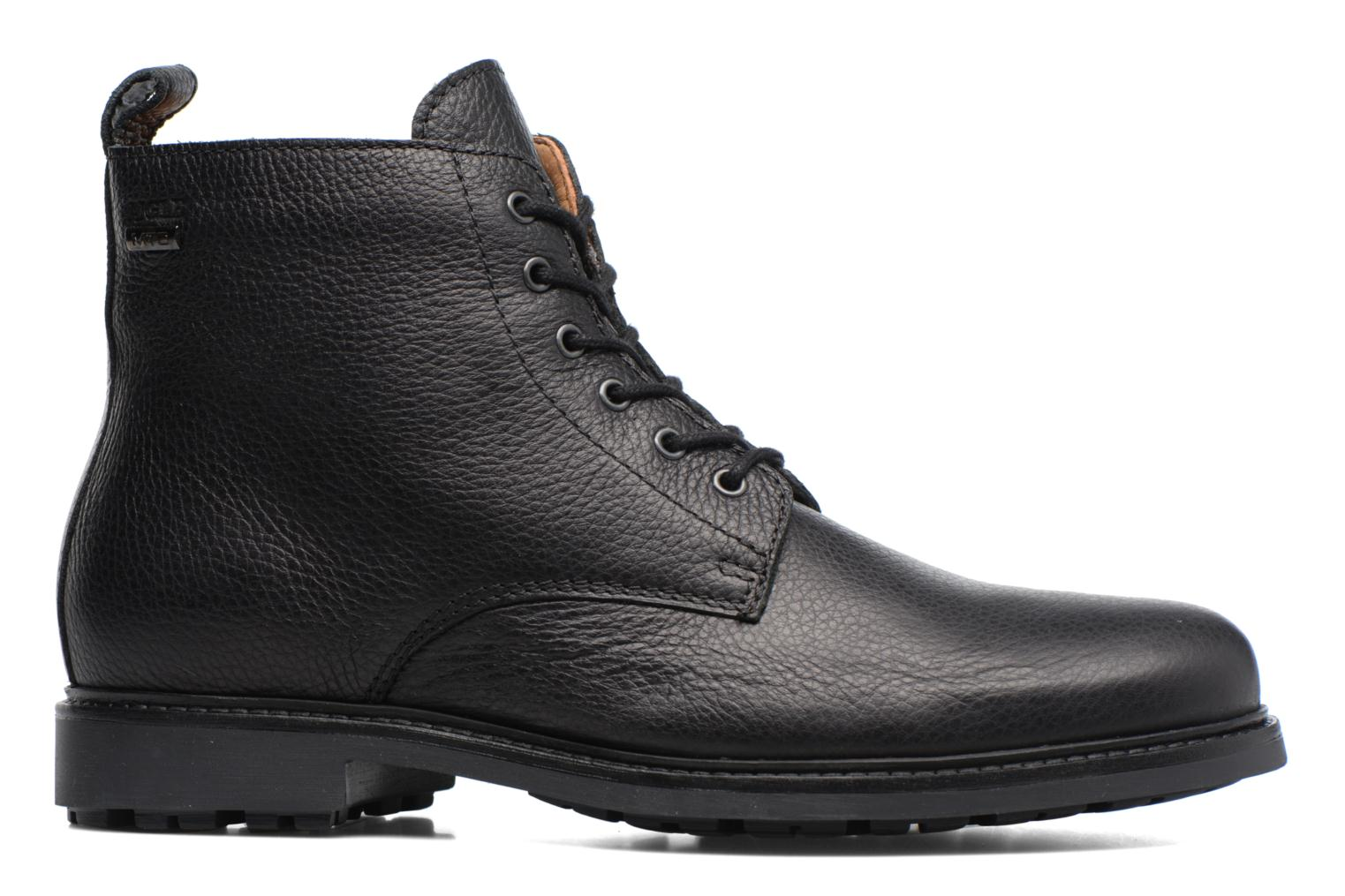 Ankle boots Aigle Greton Boot MTD Black back view