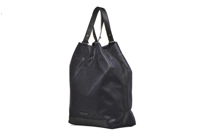 Handbags Esprit Ilka Tote Cabas Blue model view