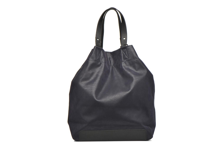 Handbags Esprit Ilka Tote Cabas Blue front view