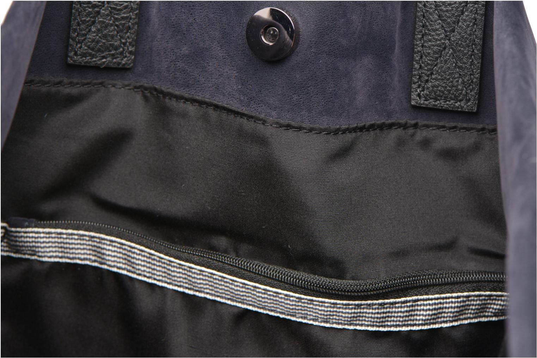 Handbags Esprit Ilka Tote Cabas Blue back view