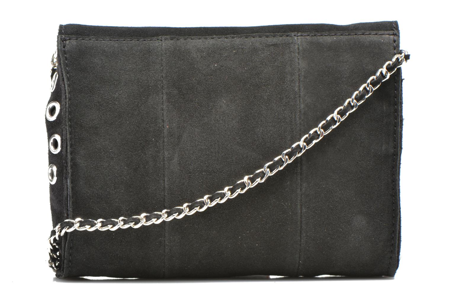 Malima Suede Cross Over Black
