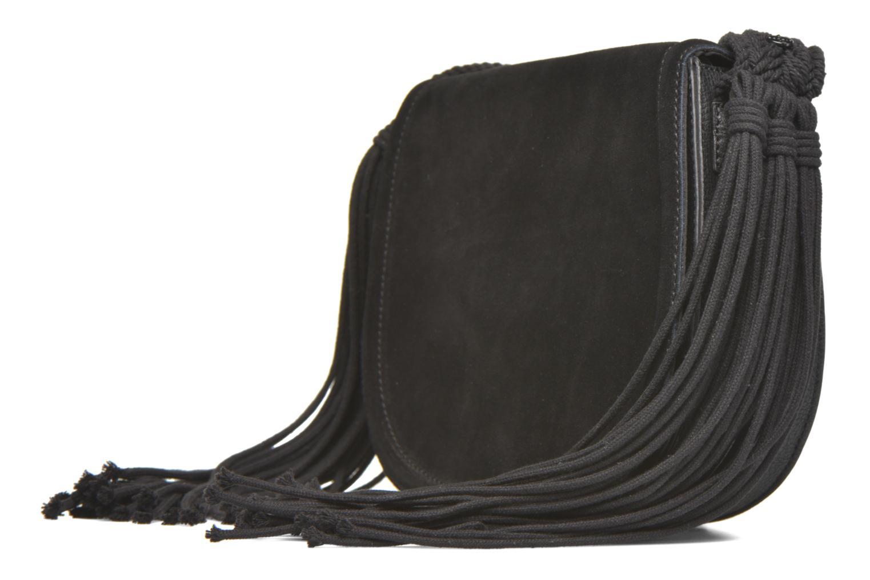 Bolsos de mano Esprit Frankie Shoulderbag Porté travers Negro vista del modelo