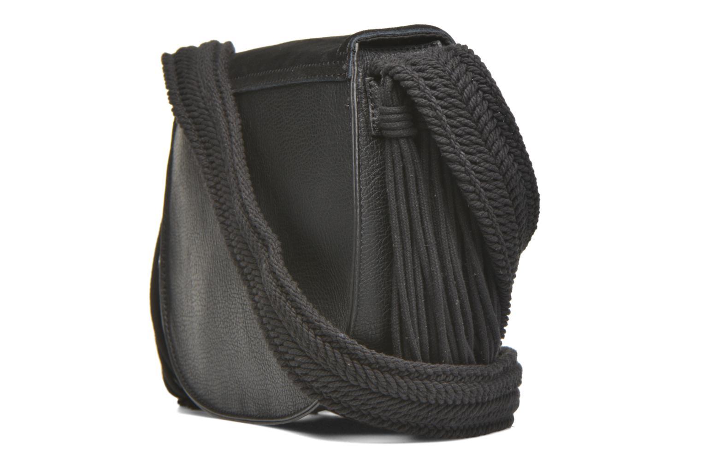 Bolsos de mano Esprit Frankie Shoulderbag Porté travers Negro vista lateral derecha