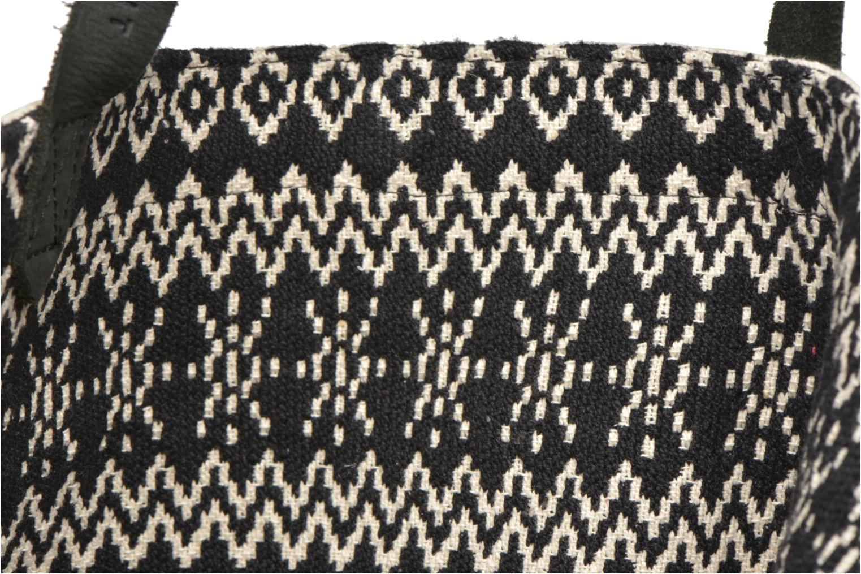 Borse Esprit Flavia Shopper Cabas textile Nero immagine posteriore