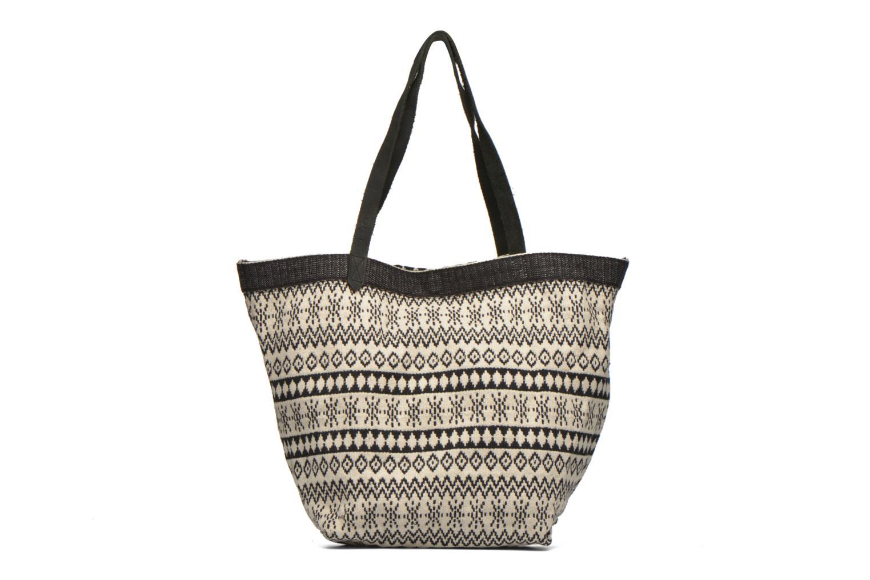 Handbags Esprit Flavia Shopper Cabas textile Black detailed view/ Pair view