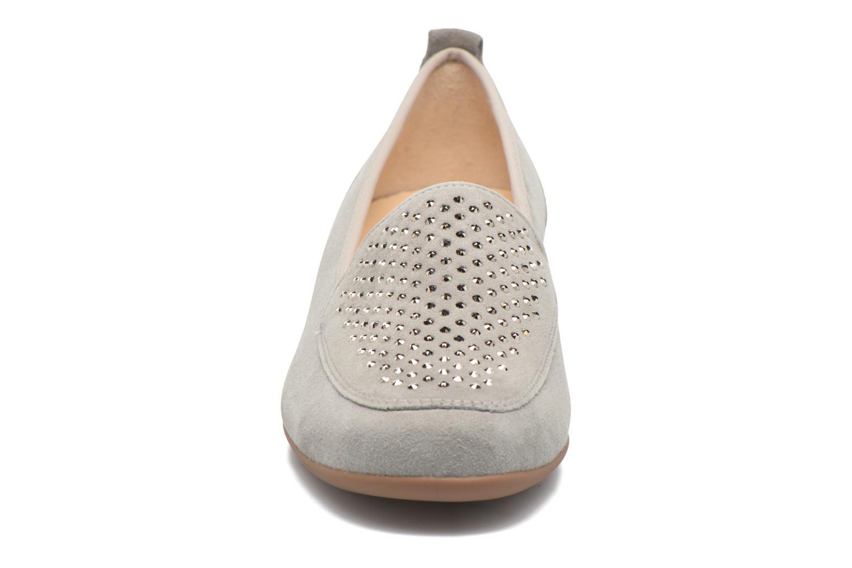 Mocassins Hassia Petra 1744 Gris vue portées chaussures