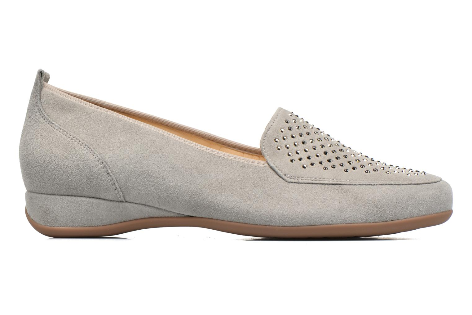 Loafers Hassia Petra 1744 Grey back view