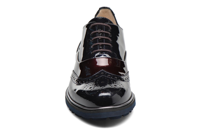 Chaussures à lacets Hassia Asti 1154 Bleu vue portées chaussures