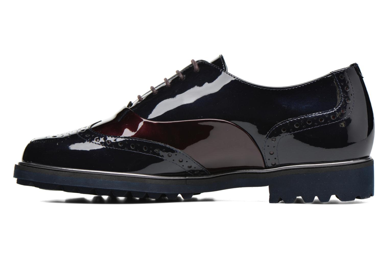 Chaussures à lacets Hassia Asti 1154 Bleu vue face