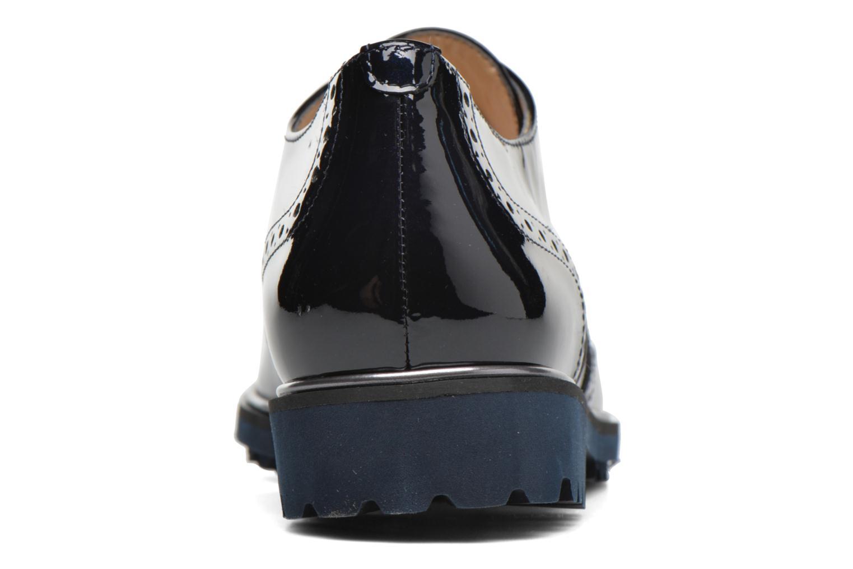 Chaussures à lacets Hassia Asti 1154 Bleu vue droite