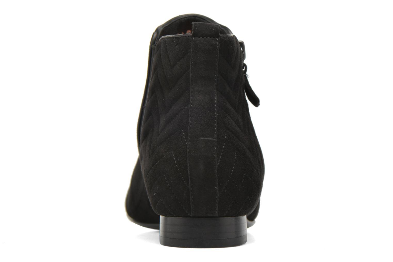 Bottines et boots Hassia Fermo 1082 Noir vue droite