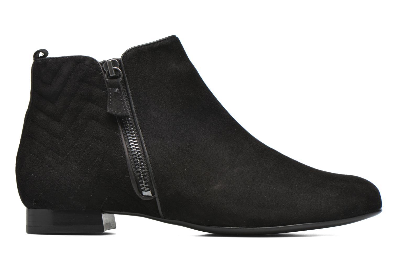 Bottines et boots Hassia Fermo 1082 Noir vue derrière