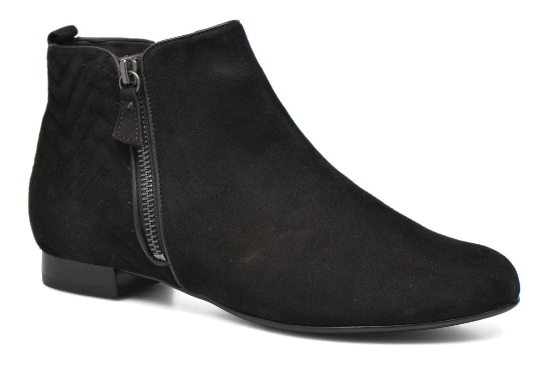 Bottines et boots Hassia Fermo 1082 Noir vue détail/paire