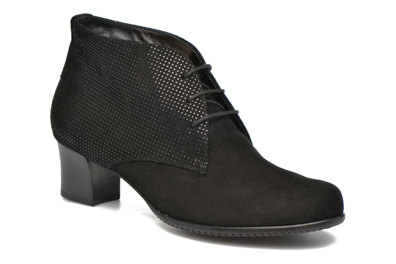 Grandes descuentos (Negro) últimos zapatos Hassia Paris 4875 (Negro) descuentos - Botines  Descuento aa894a