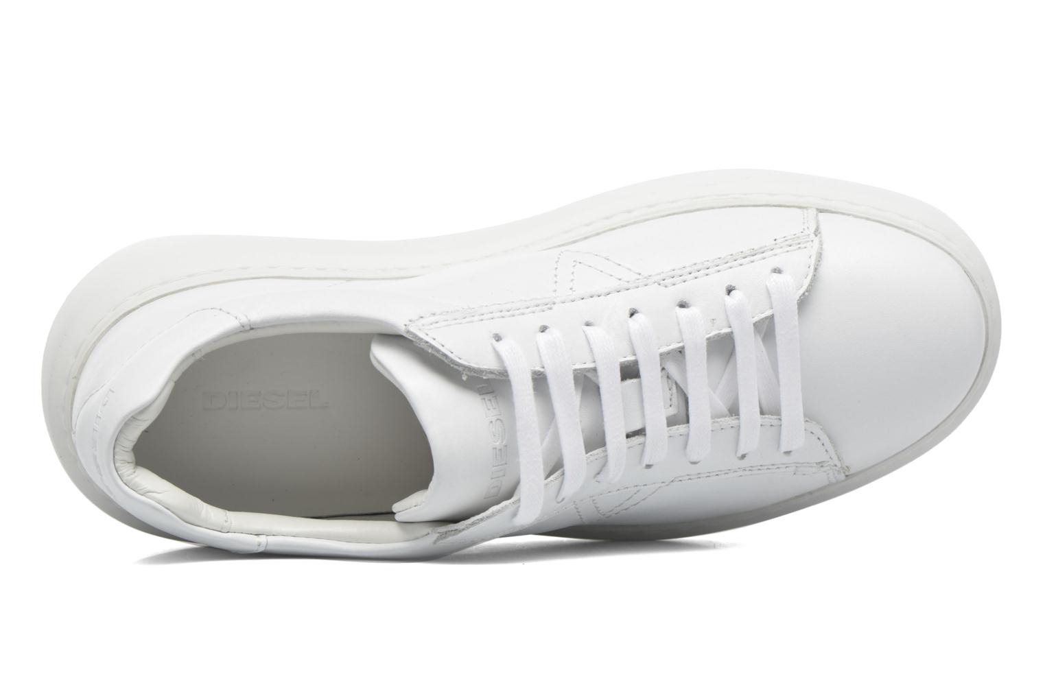 Sneakers Diesel S-Vsoul W Bianco immagine sinistra