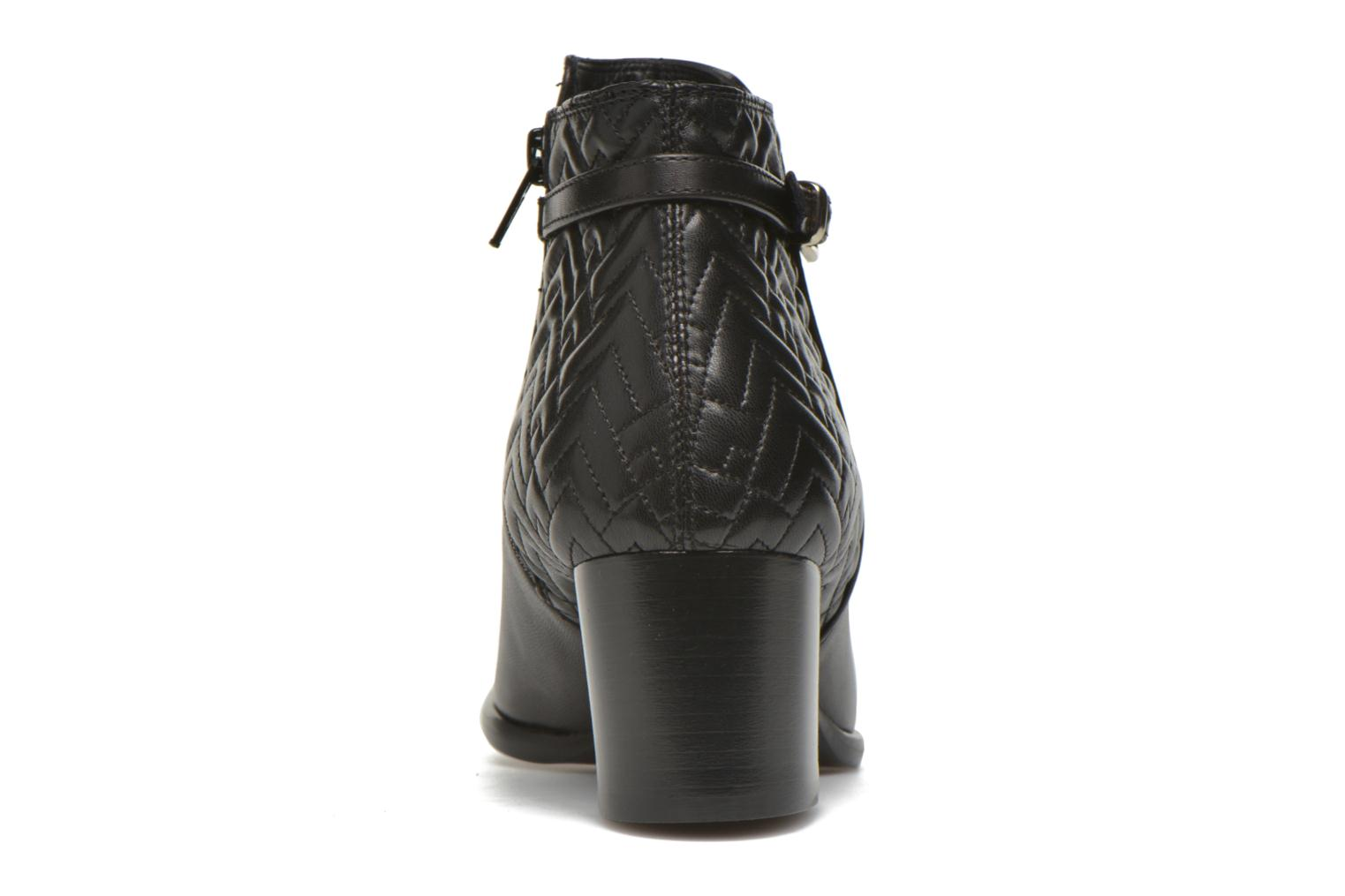 Ankle boots Heyraud Dipa Black view from the right