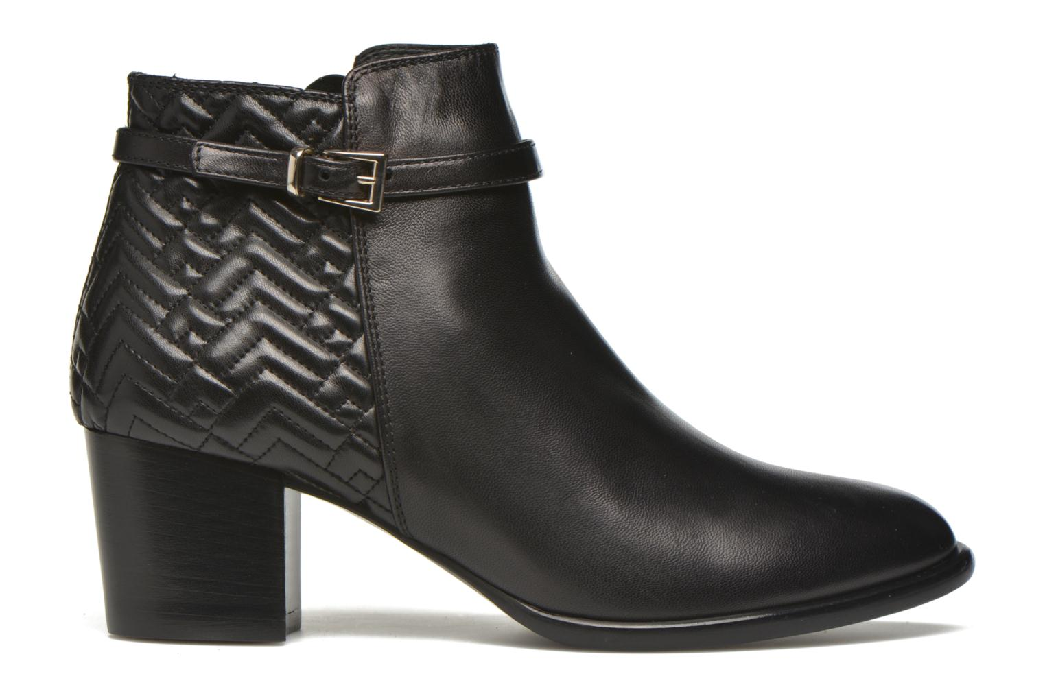 Ankle boots Heyraud Dipa Black back view