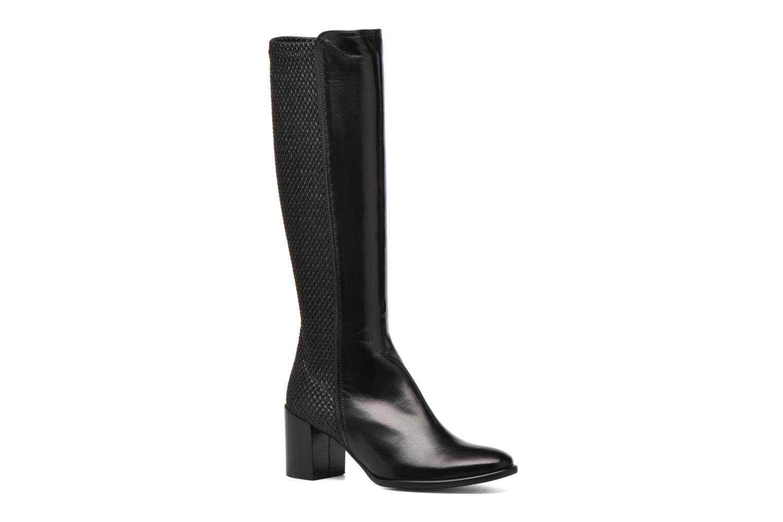 Boots & wellies Heyraud Fazia Black detailed view/ Pair view