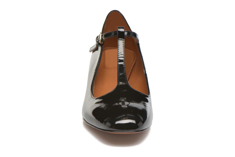 Escarpins Heyraud Docia Noir vue portées chaussures