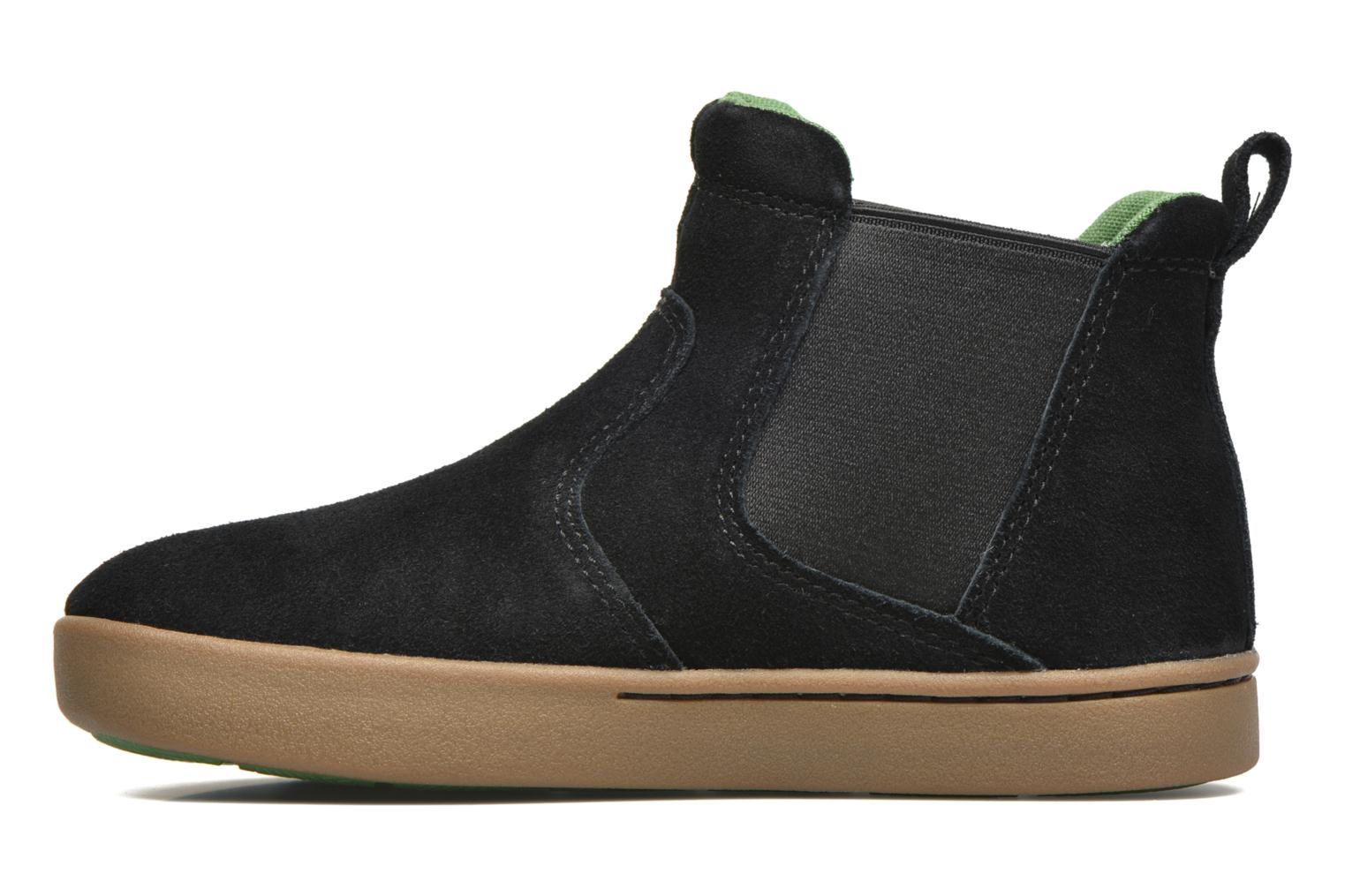 Ankle boots UGG Hamden Black front view