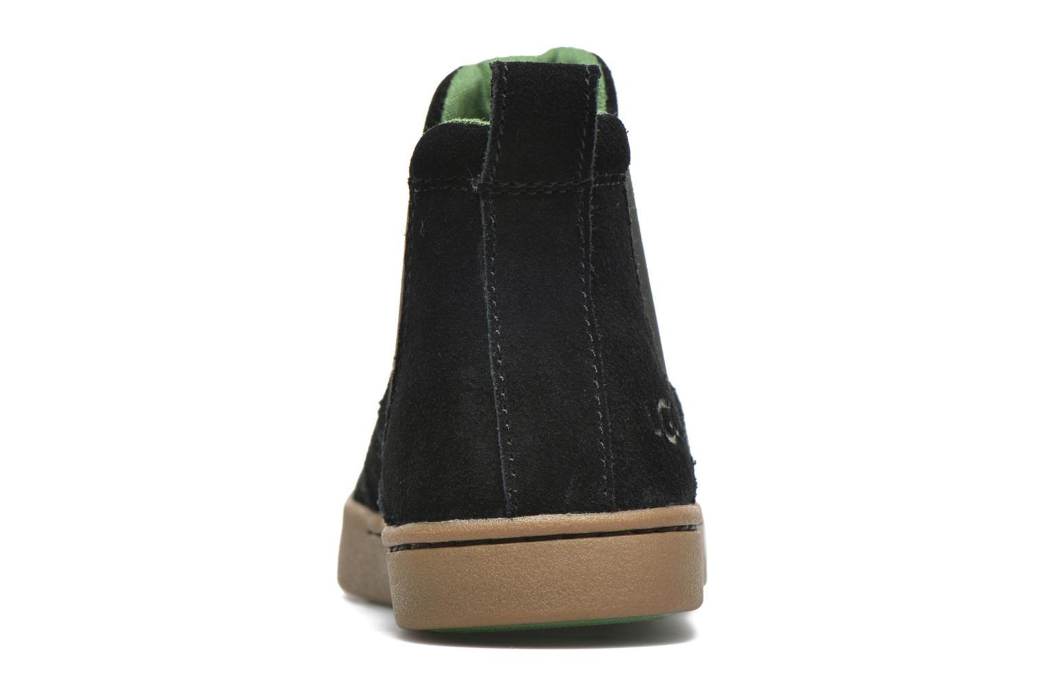 Ankle boots UGG Hamden Black view from the right