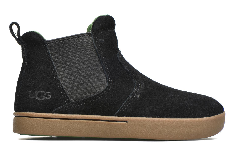Ankle boots UGG Hamden Black back view