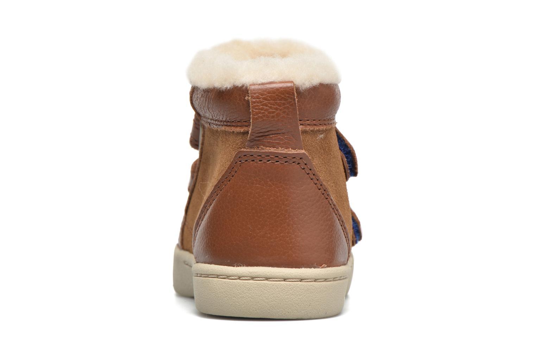 Bottines et boots UGG Rennon Marron vue droite