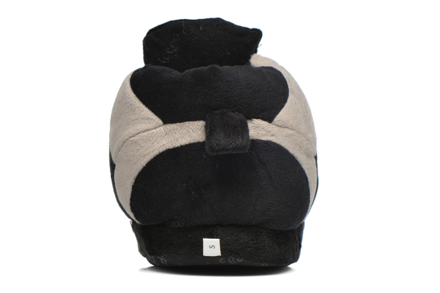 Slippers Sleeperz San Antonio Spurs K Grey view from the right