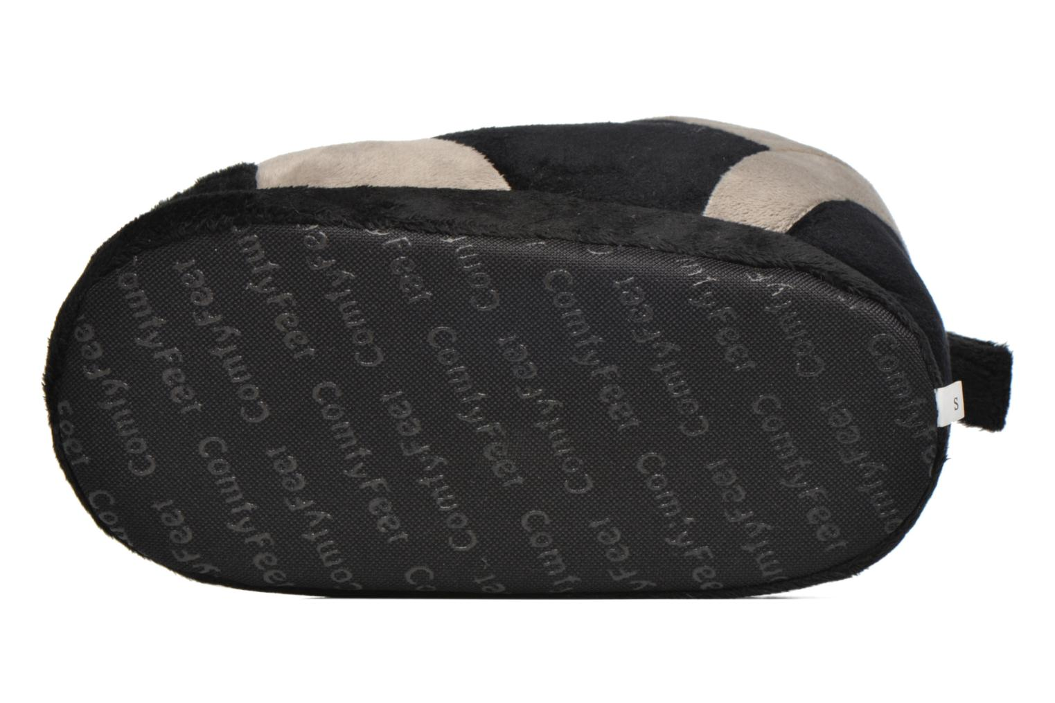 Slippers Sleeperz San Antonio Spurs K Grey view from above