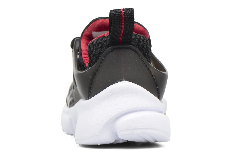 Baskets Nike Nike Presto Print (Td) Noir vue droite