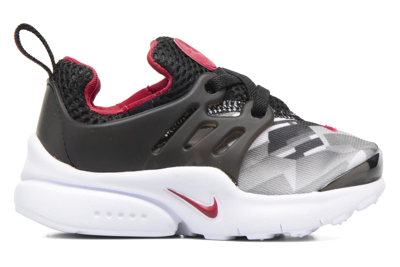Sneaker Nike Nike Presto Print (Td) schwarz ansicht von hinten