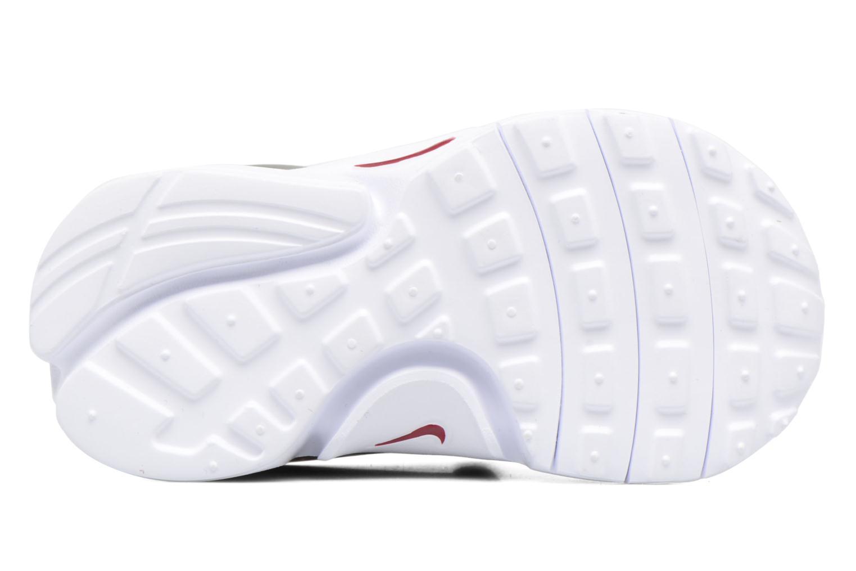 Baskets Nike Nike Presto Print (Td) Noir vue haut