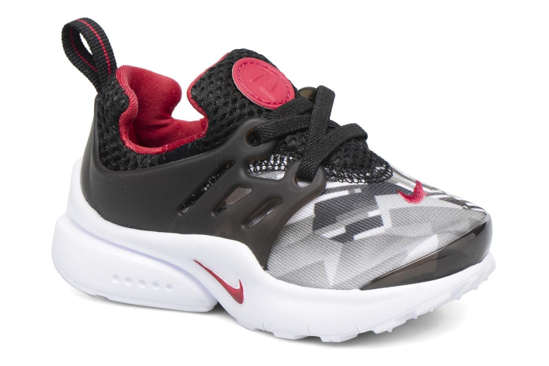 Sneaker Nike Nike Presto Print (Td) schwarz detaillierte ansicht/modell