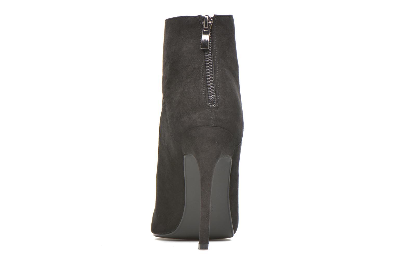 Bottines et boots Molly Bracken Rosie Noir vue droite