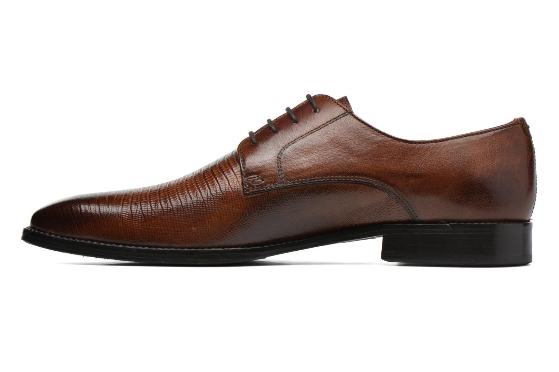Chaussures à lacets Melvin & Hamilton Martin 1 Marron vue face