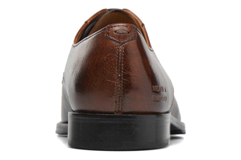 Chaussures à lacets Melvin & Hamilton Martin 1 Marron vue droite
