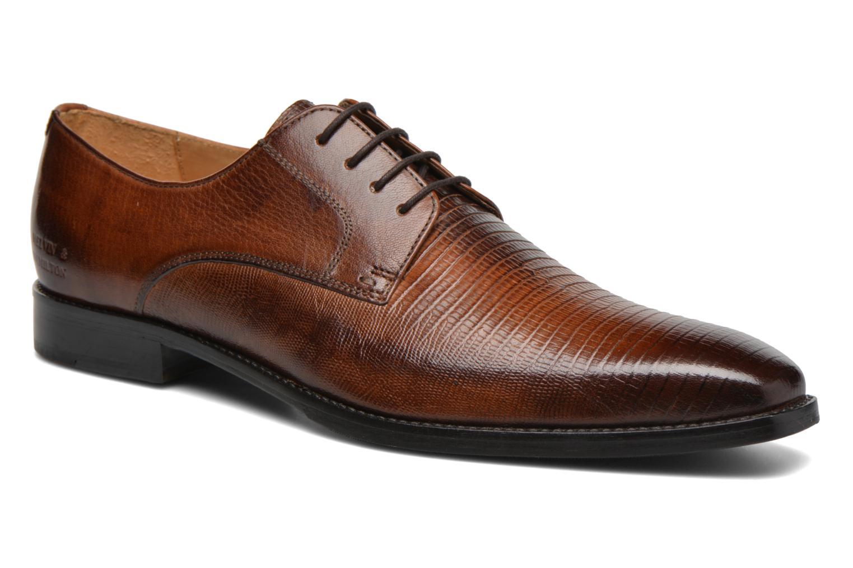 Chaussures à lacets Melvin & Hamilton Martin 1 Marron vue détail/paire