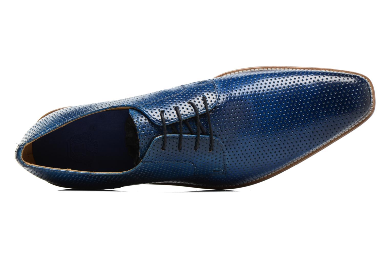 Martin 1 Venice Perfo Mid Blue Ls