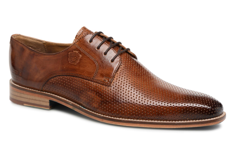 Melvin & Hamilton Martin 1 (Marron) - Chaussures à lacets chez Sarenza (321518)