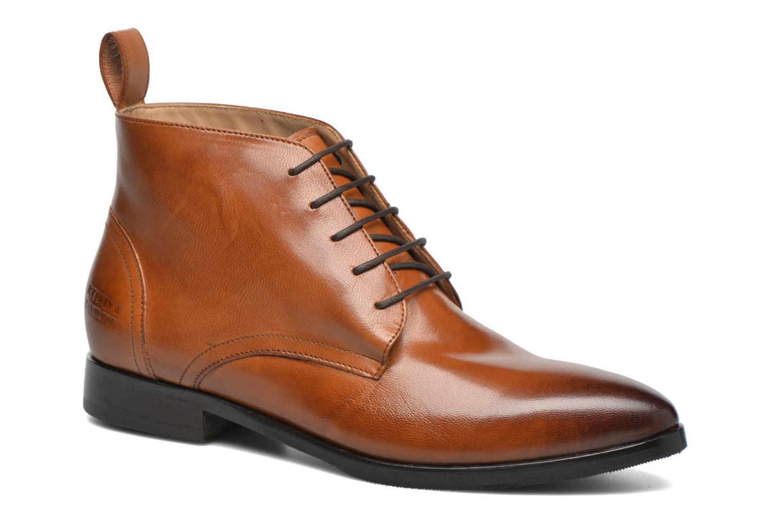 Melvin & Hamilton Jessy 14 (Marron) - Bottines et boots chez Sarenza (270996)